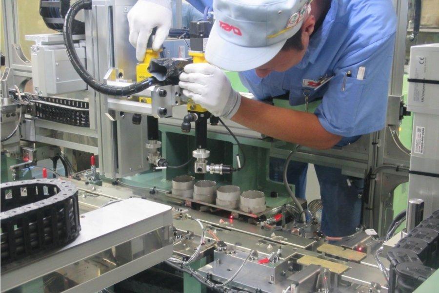 生産技術(開発)業務